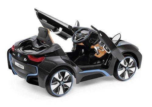 Детска електрическа кола BMW i8